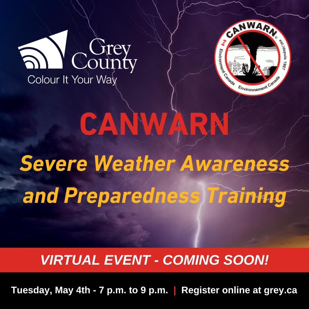 CANWARN session picture