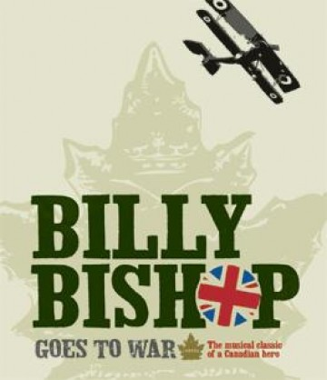 billy bishop goes to war, image