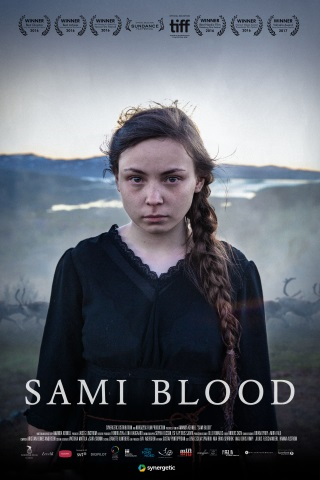 Sami Blood film poster