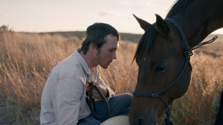 The Rider film still