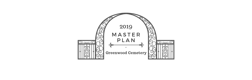 Greenwood Cemetery Banner
