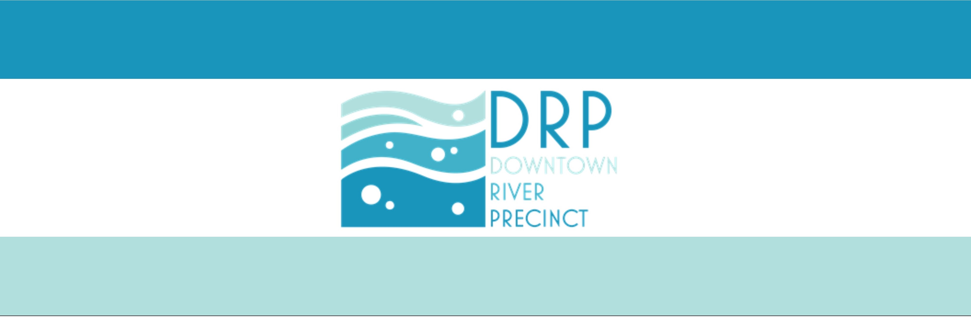 Dowtown River Precinct Header