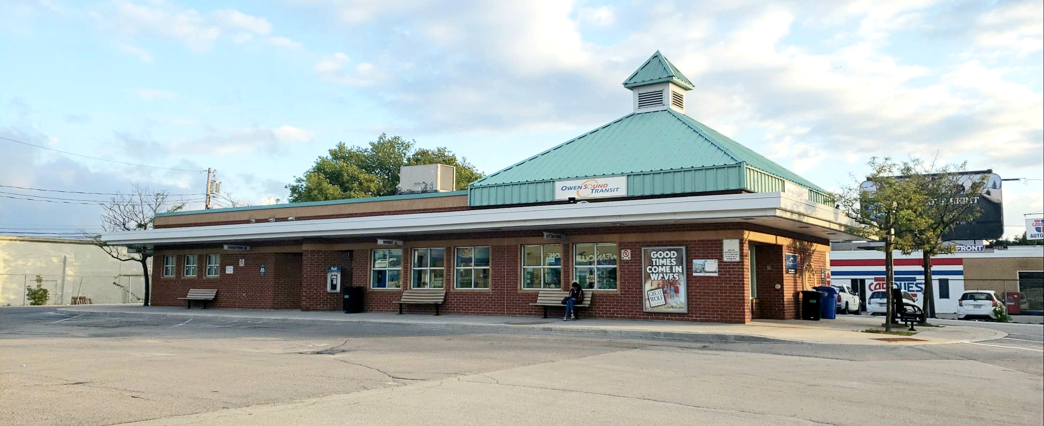 Photo of Owen Sound Transit Terminal