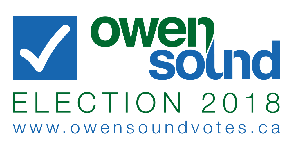 Owen Sound Election 2018